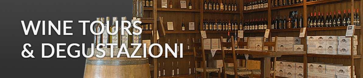 Wine Tours cantina Duca della Corgna