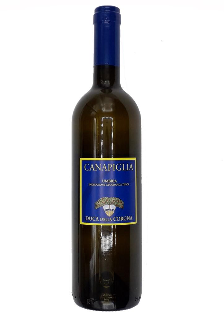 canapiglia - chardonnay Cantina Duca della Corgna