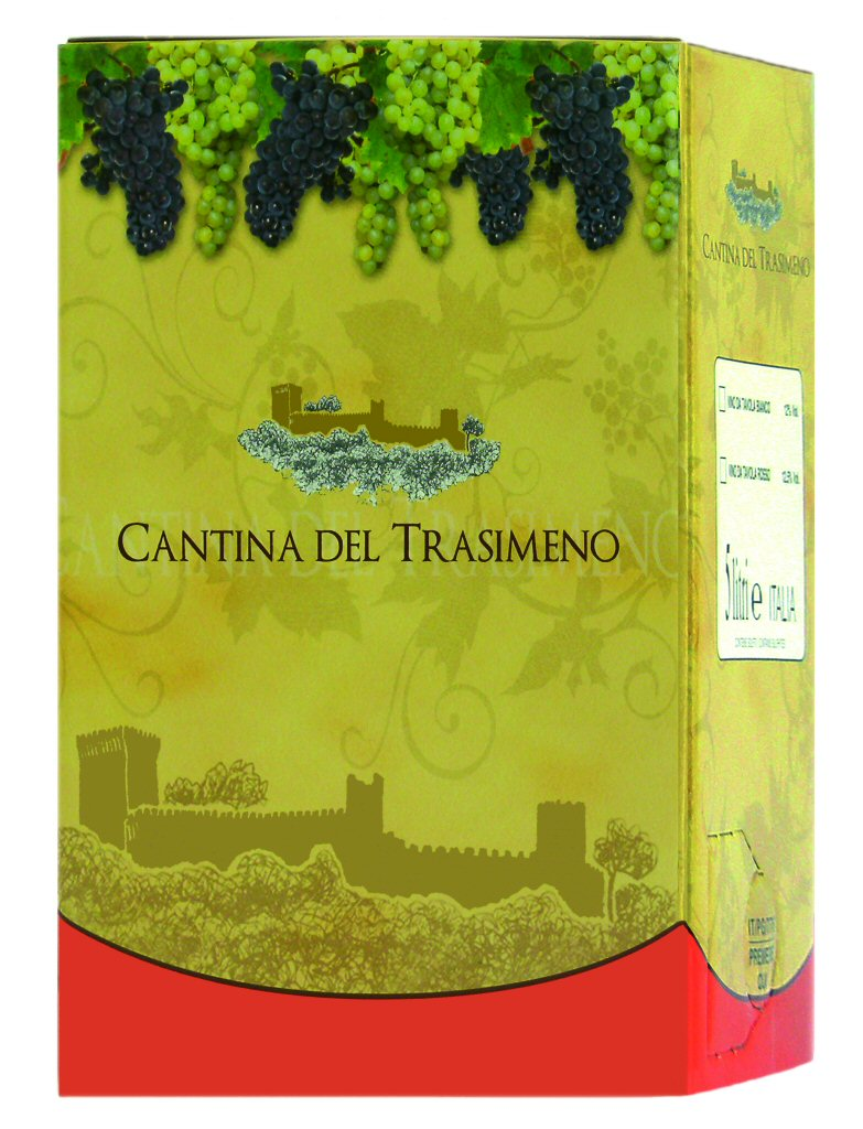 Bag in Box Cantina del Trasimeno