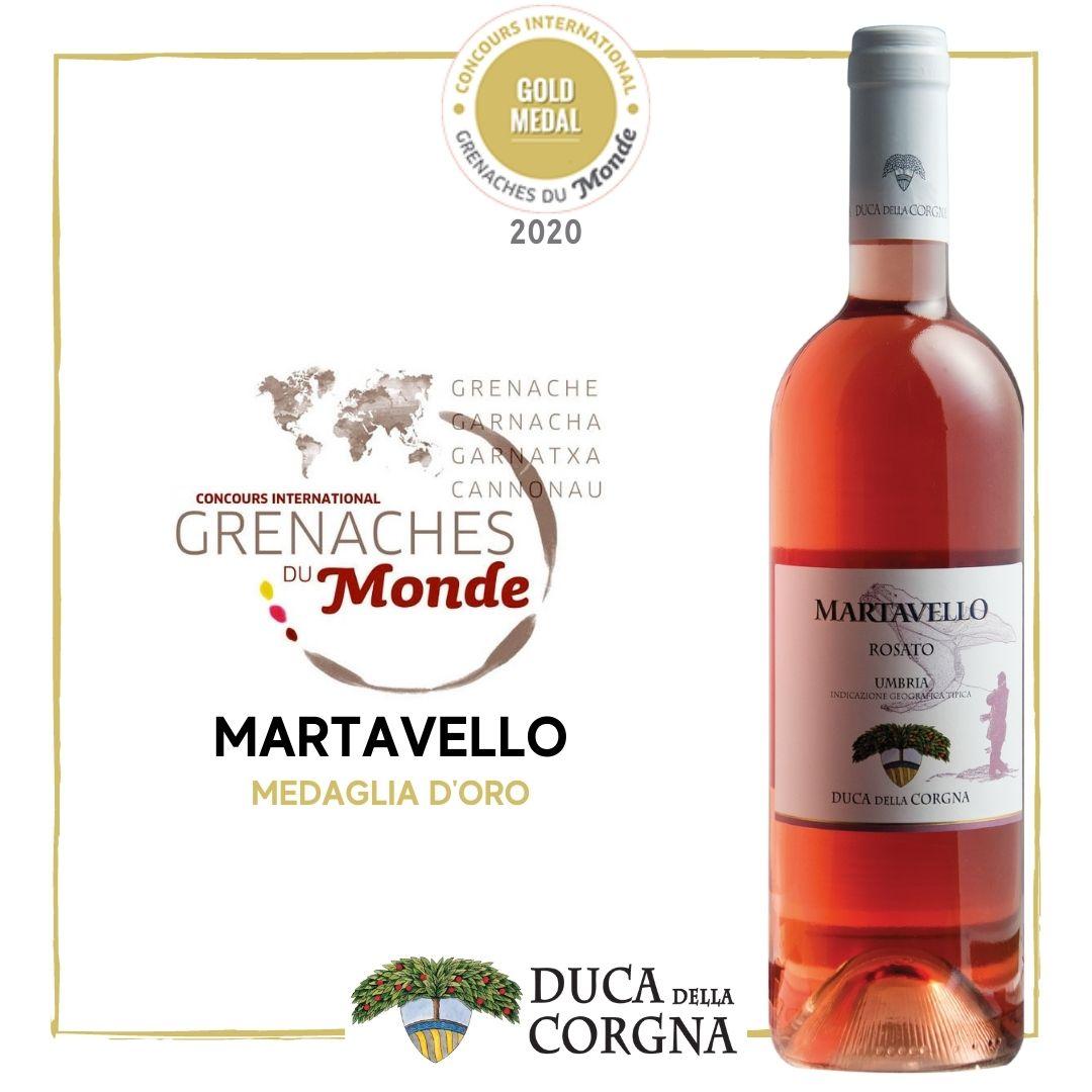 Martavello Gold Medal 2020
